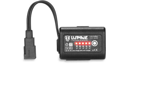 Lupine 2.0 Ah Smartcore Fastclick Akku Batterie Vom Händler